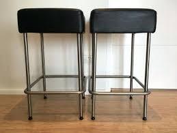 leather kitchen bar stools uk brown