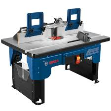 Ra1141 Portable Benchtop Router Table Bosch Power Tools
