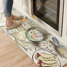 non slip waterproof area rugs oil proof