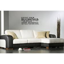 Shop Expression I Can Do All Things Through Christ Phillippians 413 Wall Art Sticker Decal Overstock 11545563