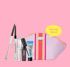 benefit cosmetics official site and