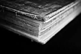 Tattered Old Book No 3 (IMG_2217) – Keith Dotson Photography