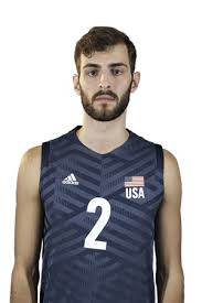 Player - Aaron Russell - Volleyball Nations League 2021