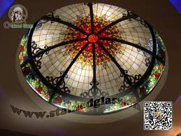 china d005 art stained glass windows