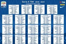 Calendario Serie A su Sky e Dazn: Lazio, anticipi e posticipi del ...