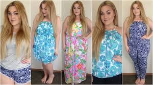 Lilly Pulitzer for Target Haul + Try-On ...