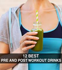 post workout drinks for energy