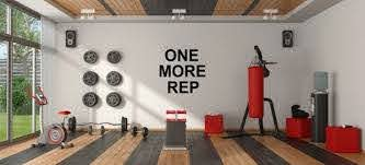 Home Gym Wall Decals Beastly Wear