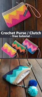 Pin by Wendi Collins on crochet projects to try | Crochet clutch, Crochet,  Crochet bag