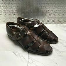 bally salorno men s brown leather