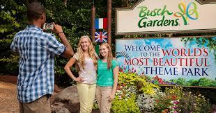 busch gardens williamsburg named world