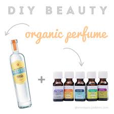 diy beauty organic perfume unite for her