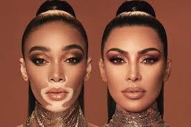kim kardashian collaborates with the