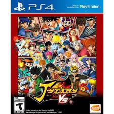 J-Stars Victory Vs, Bandai/Namco, PlayStation 4, 722674120234 ...