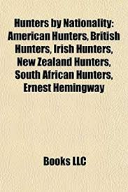 Hunters by Nationality: American Hunters, British Hunters, Irish ...