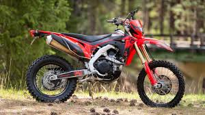 2019 honda crf450l with adam booth