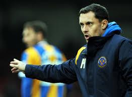 Shrewsbury manager Paul Hurst reveals game plan for Charlton clash ...
