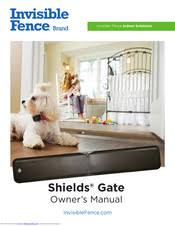 Invisible Fence Shields Gate Manuals Manualslib