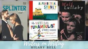Keeping your writing muscles limber, with Hilary Bell - Writing NSW