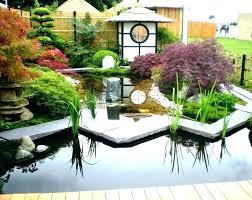 zen garden decor outdoor interior
