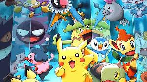 desktop wallpapers pikachu pokemon