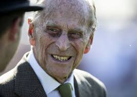 Prince Charles says Prince Philip is ...