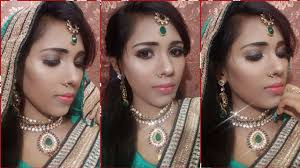 mehndi sangeet ceremony bridal makeup