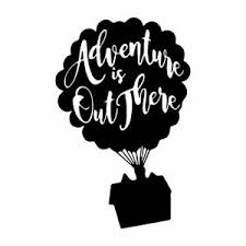 6 5 Adventure Is Out There Vinyl Decal Sticker Car Window Laptop Up Disney Love Ebay