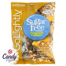 toffees golightly 12ct candy