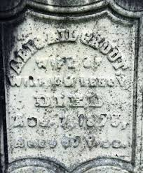 Abigail Grout LeRoy (1808-1875) - Find A Grave Memorial