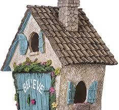 joykick fairy garden house kit hand