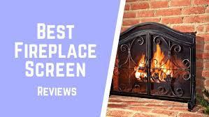 10 best fireplace screen reviews of