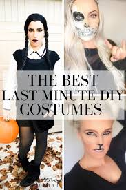 easy diy costume ideas for