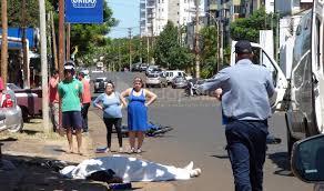 Resultado de imagen para accidente de motos posadas