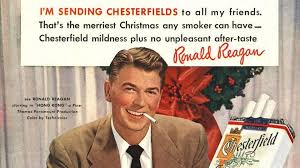 Why not treat political advertising like tobacco ads? That and ...