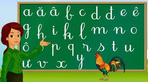 Thanh nấm - Dạy bé tập đọc bảng chữ cái tiếng việt mới nhất và cách viết chữ,  phát âm chuẩn 2020 - YouTube