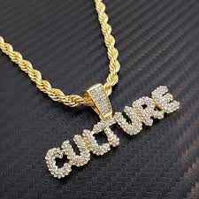 Official Spring BLINGFACTORY Hip Hop Iced out Bubble Letter ...