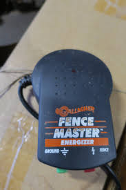 Electric Fence With 200m Wire Ps Auction We Value The Future Largest In Net Auctions
