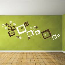 Square Shaped Wall Decals Square And Rectangle Wall Art Shapes Wall Mural Decals Bedroom Square Sticker Wall Decal Murals Primedecals