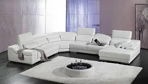 cow genuine leather sofa