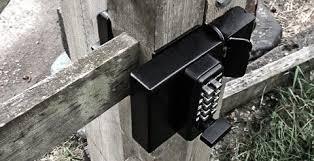 Keyless Combination Lock For Wooden Gates Gatemaster Locks