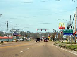 File:US 49 turns south at US 49B in Helena-West Helena, AR.jpg - Wikimedia  Commons