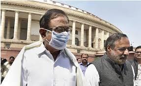 """Order Lockdown Of Cities,"""" P Chidambaram Tells Centre As Virus ..."""
