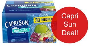 capri sun big pouch