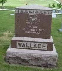 Ida Louella Dragoo Wallace (1870-1930) - Find A Grave Memorial