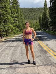 Strava Pro Runner Profile   Adriana Nelson