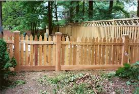 Various Picket Fences Expert Fence In Alexandria Virginia