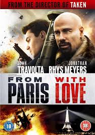 EX-RENTAL] From Paris With Love (Original) - DVD PLANET STORE