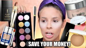 worlds most expensive makeup tested