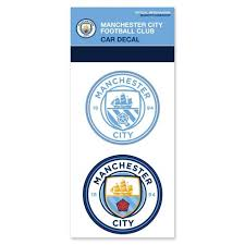 Fifa Manchester City F C Car Decals Target